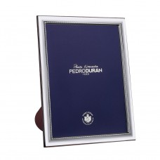 Perlitas Photo frame by Pedro Duran in Sterling silver