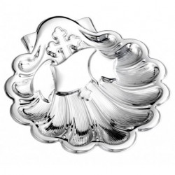 San Juan Baptism Shell by Pedro Duran in Sterling silver