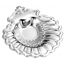Compostela Baptism Shell by Pedro Duran in Sterling silver