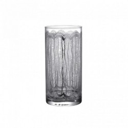 Blonda Vase by Pedro Duran in Sterling silver