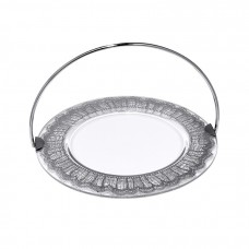 Blonda Tray by Pedro Duran in Sterling silver