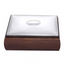 Perlitas Decoration Box by Pedro Duran in Sterling silver