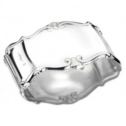 Isabelino Napkin ring by Pedro Duran in Sterling silver