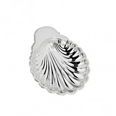 Jordan Baptism Shell by Pedro Duran in Silver plated