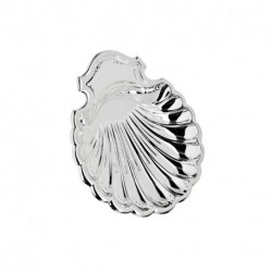 Nazareth Baptism Shell by Pedro Duran in Silver plated