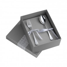 Osito Cutlery Set by Pedro Duran in Silver plated