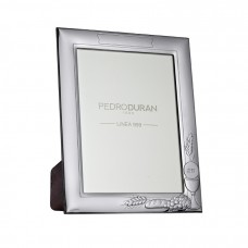 Primera Comunion Photo frame by Pedro Duran in Silver plated
