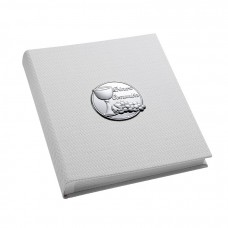 Primera Comunion Album by Pedro Duran in Silver plated