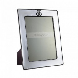 Aniversario 25 Photo frame by Pedro Duran in Silver plated