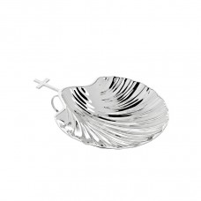 Romana Baptism Shell by Pedro Duran in Silver plated