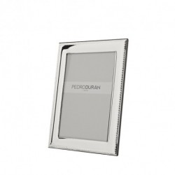 Chopin Photo frame by Pedro Duran in Silver plated