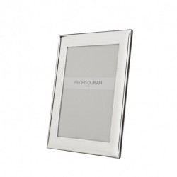 Bach Photo frame by Pedro Duran in Silver plated