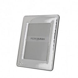 Mozart Photo frame by Pedro Duran in Silver plated