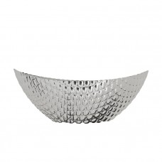 Madre Perla Center Piece by Pedro Duran in Silver plated