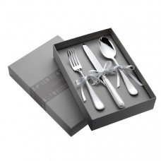 Perlas Cutlery Set by Pedro Duran in Silver plated