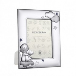 Dulces Sueños Photo frame by Pedro Duran in Silver plated