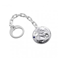 Dulces Sueños Clip for dummy by Pedro Duran in Silver plated
