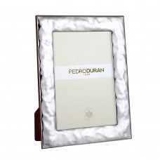 Urano Photo frame by Pedro Duran in Silver plated