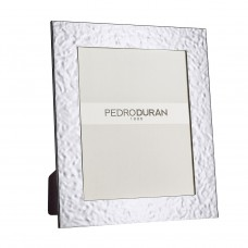Lago Victoria photo frame by Pedro Duran in Silver plated